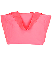 Light Pink Insulated Lunch Bag #8808-13-LTPINK