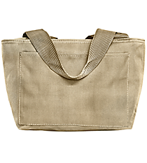 Light Tan Insulated Lunch Bag #8808-LTAN