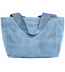 Light Blue Insulated Lunch Bag #8808-LTBLUE