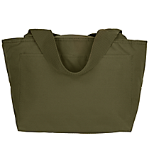Olive Green Insulated Lunch Bag #8808-OLIVE