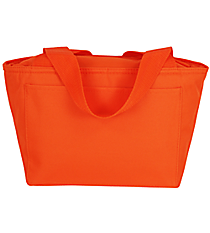 Orange Insulated Lunch Bag #8808-06-ORANGE