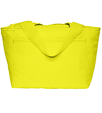 Neon Safety Green Insulated Lunch Bag #8808-02-SAFGREEN