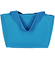 Turquoise Insulated Lunch Bag #8808-20-TURQ