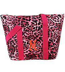 Pink Leopard Insulated Lunch Bag #C15-506