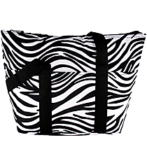 Zebra Insulated Lunch Bag #C15-2006