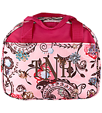 Vintage Garden Bowler Style Insulated Lunch Bag #CC20-912