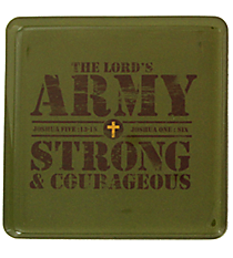 The Lord's Army Meaningful Magnet #MGE034