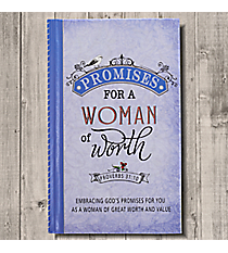 """Promises for a Woman of Worth"" Book #MTR001an Rubies"" Book #MTR002"