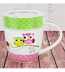 Proverbs 24:14 Owl Mug #MUG397