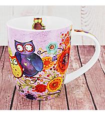 1 Peter 5:7 Owl Mug #MUG403
