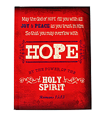 Romans 15:13 Hardcover Journal #JBB034