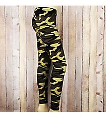Army Camo Leggings #OL0022-OLV