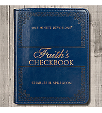 """One-Minute Devotions - Faith's Checkbook"" By Charles H. Spurgeon #OM053"
