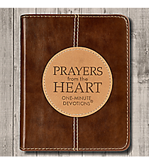 """One-Minute Devotions - Prayers from the Heart"" #OM054ions - Faith's Checkbook"" By Charles H. Spurgeon #OM053"