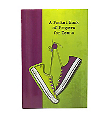 """A Pocket Book of Prayers for Teens"" Book #PB008"