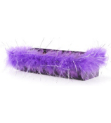 Purple Holographic and Purple Feathers Magnetic Locker Accessory Cup #21358