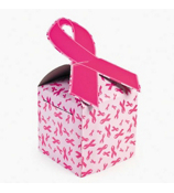One Pink Ribbon Card Box #3/3181