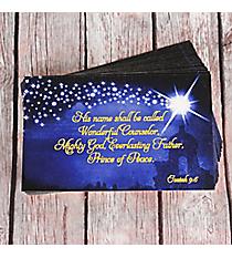 25 Isaiah 9:6 Promise Cards #PIO1034
