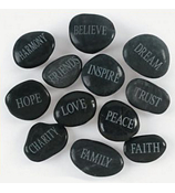 One Dozen Faith Stones #36/522