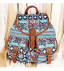 Blue Moon Backpack #RY-W081-YB1105-BK