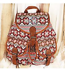 Desert Sunrise Backpack #RY-W081-YB1105-BW