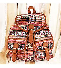 Southwestern Sunrise Backpack #RYW081-FH158-1-TP