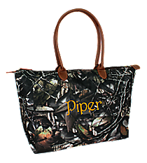 BNB Natural Camo Large Tote Bag #SN553-BROWN