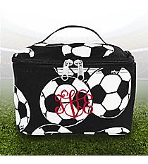 Soccer Case with Black Trim #SOC277-BLACK