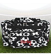 "20"" Soccer Duffle Bag #SOC420-BLACK"
