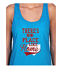 """There's No Place Like Home"" Basic Tank Design SP50 *Choose Your Colors"