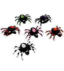 Wicked Wear Spider Ring #H-WWRNG-ASST