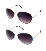 ONE PAIR OF DESIGNER LOOK SUNGLASSES #IN3040-R