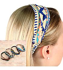 One Southwestern Headband #SW1797-SHIPS ASSORTED