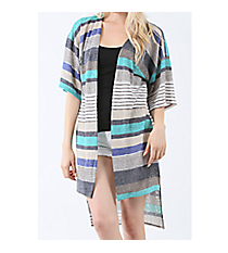 Lines of Love Cardigan, MINT #T11972-1 *Choose Your Size