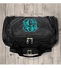 "Black 13"" Petite Duffle Bag #T13-BLK"
