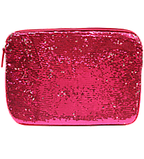 Fuchsia Magic Sequin Tablet Sleeve #74262Fuchsia Magic Sequin Tablet Sleeve #74262