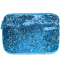 Blue Magic Sequin Tablet Sleeve #74272