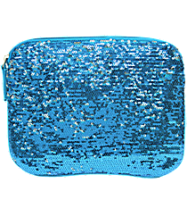 Blue Magic Sequin Mini Tablet Sleeve #74273