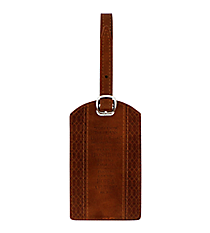 Jeremiah 29:11 LuxLeather Luggage Tag #LGT001