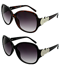 ONE PAIR OF DESIGNER LOOK SUNGLASSES #TD501