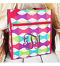 Pastel Bow Ties Shopper Tote #TH3013-189