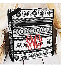 Winter Wonderland Shopper Tote #TH3013-190