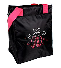 Ballet Slippers Insulated Lunch Tote #LT11-907