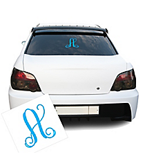 "5"" Vinyl Letter or Number Decal *Customizable"