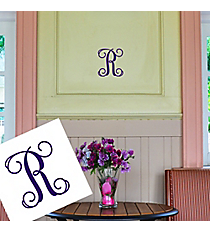 "6"" Vinyl Letter or Number Decal *Customizable"