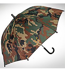 "32"" Children's Umbrella in Camo Print #W104CH-CAMO"