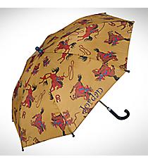 "32"" Children's Umbrella in Cowboy Print #W104CH-COWB"