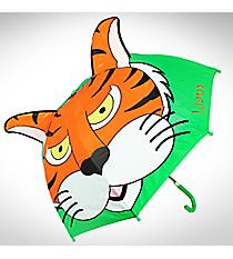 "36"" Children's Pop-Up Tiger Umbrella #W108CH-POPUP-TIGER"
